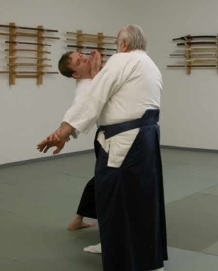 Lucas Brown (San-dan) has been training with Sensei von Krenner since 2004, with a brief break for college.