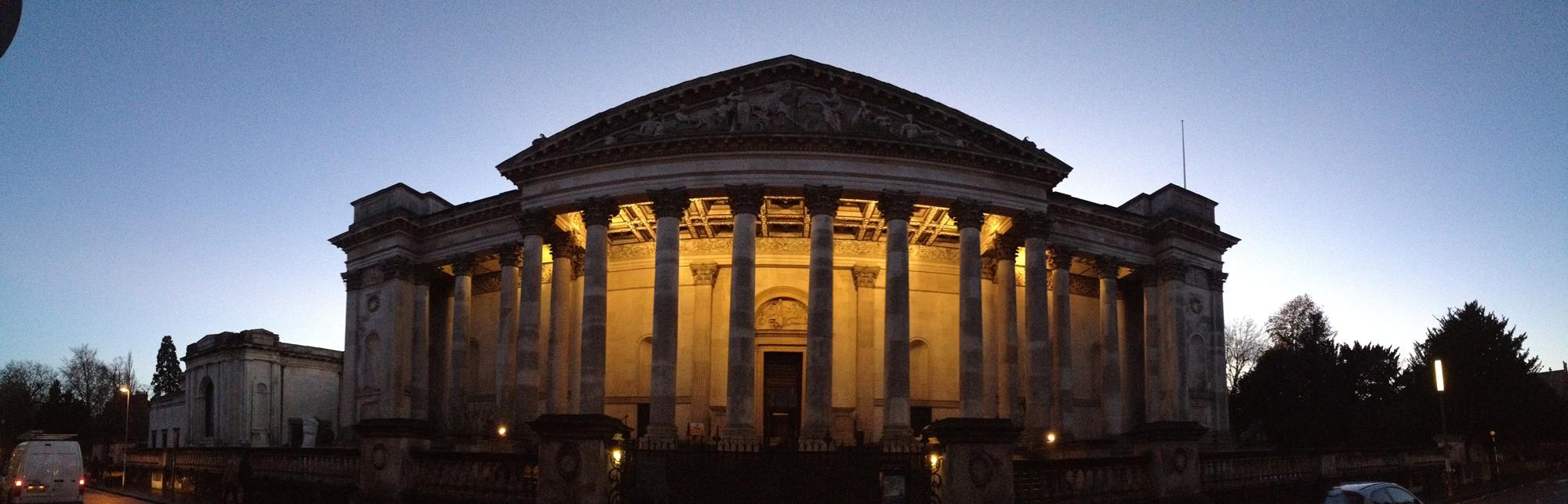 Fitzwilliam Museum Cambridge United Kingdom