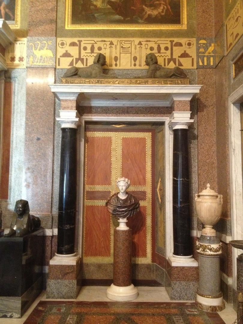 Egyptian Room   Galleria Borghese