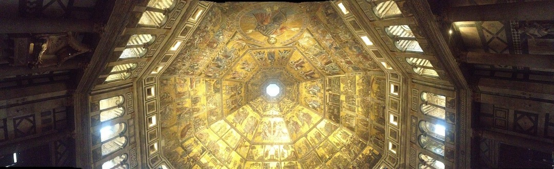 Florence Baptistry Battistero di San Giovanni