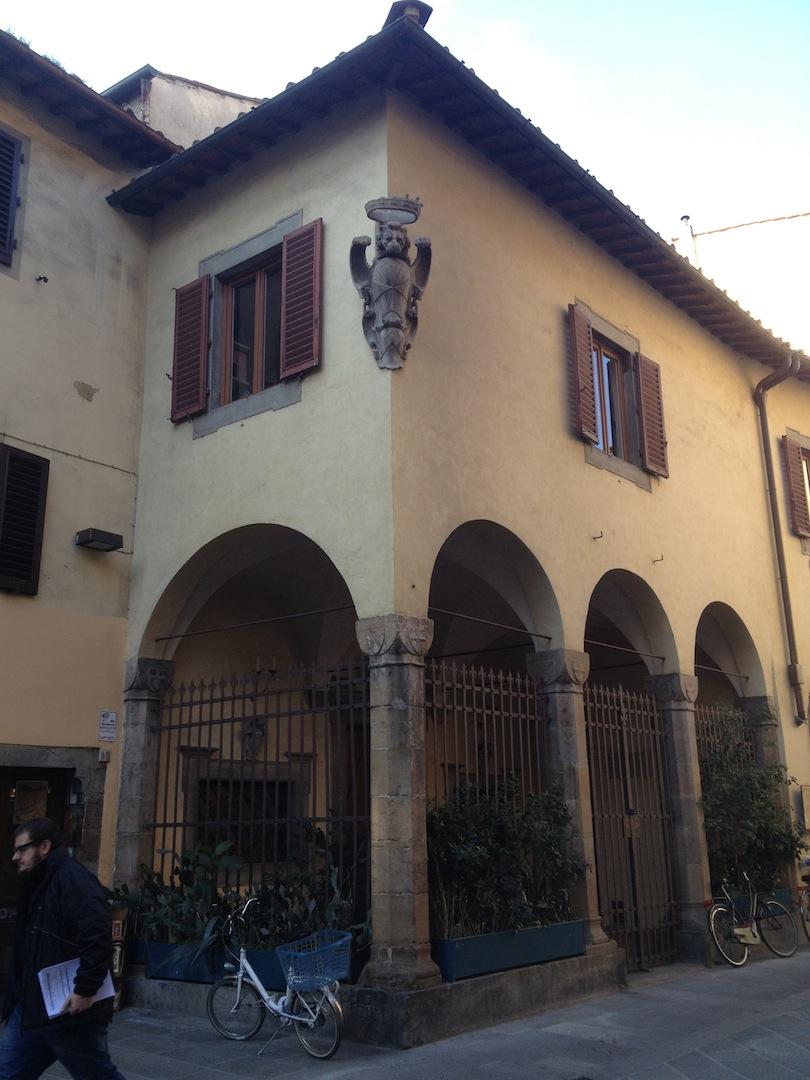 Chiesa di San Jacopo in Campo Corbolini  Knights Templar / Knights of Malta Church 1206 Florence, Italy
