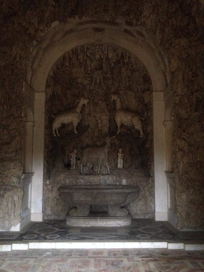 Medici Baphomet Grotto