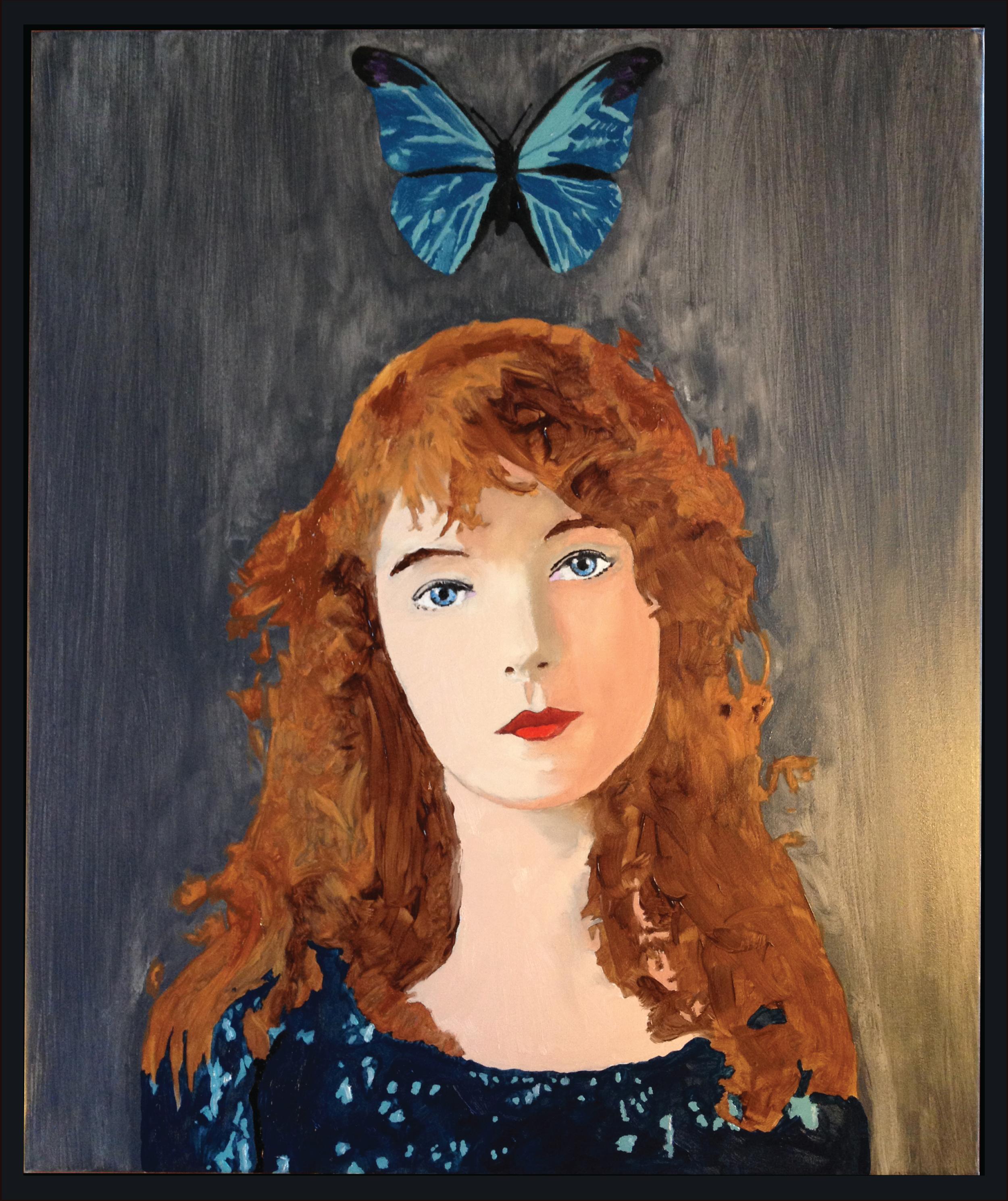 Jesse Waugh   Galatea   2013 Oil on canvas