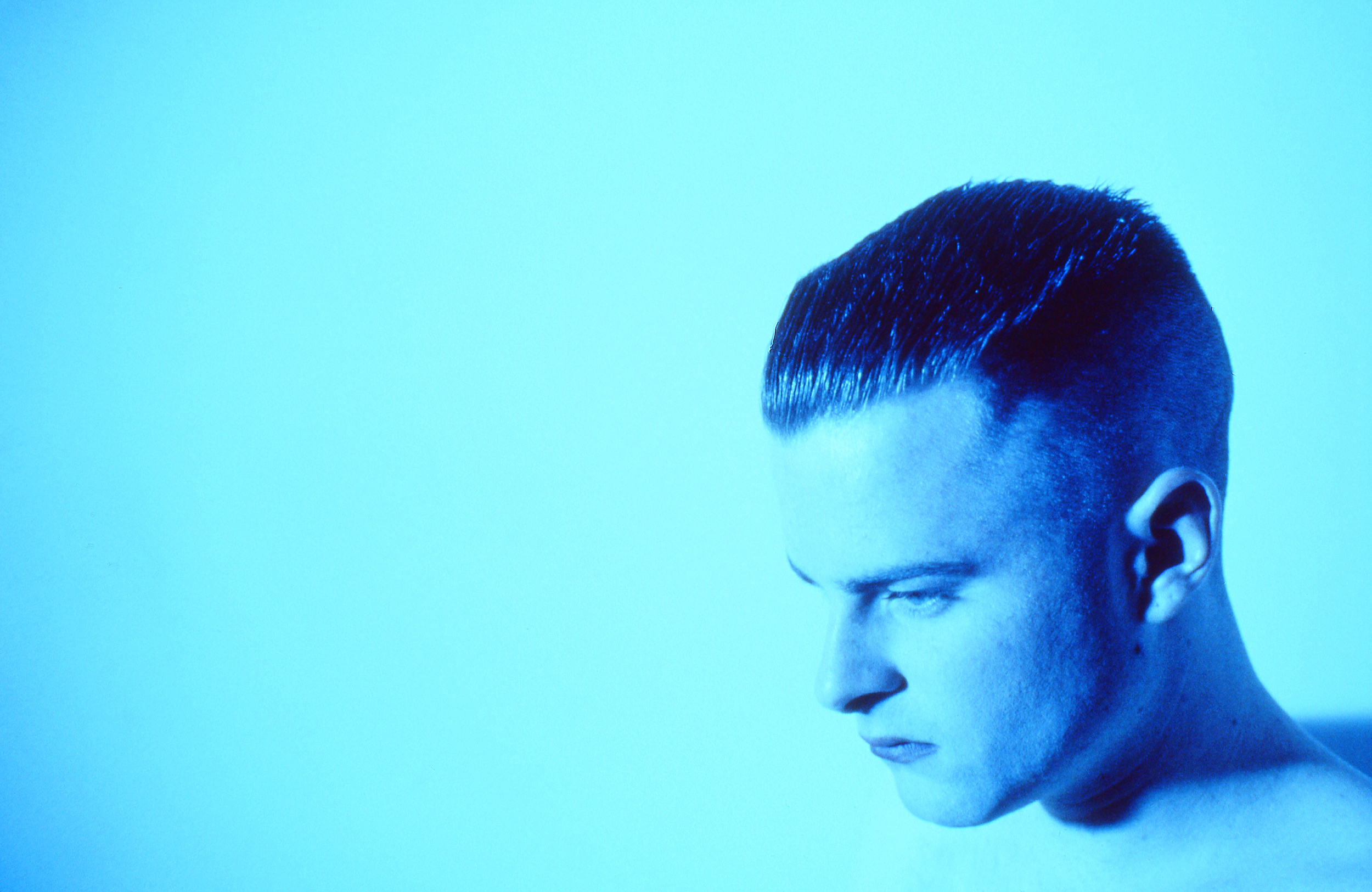 Jesse Waugh Blue Light Standard Portrait
