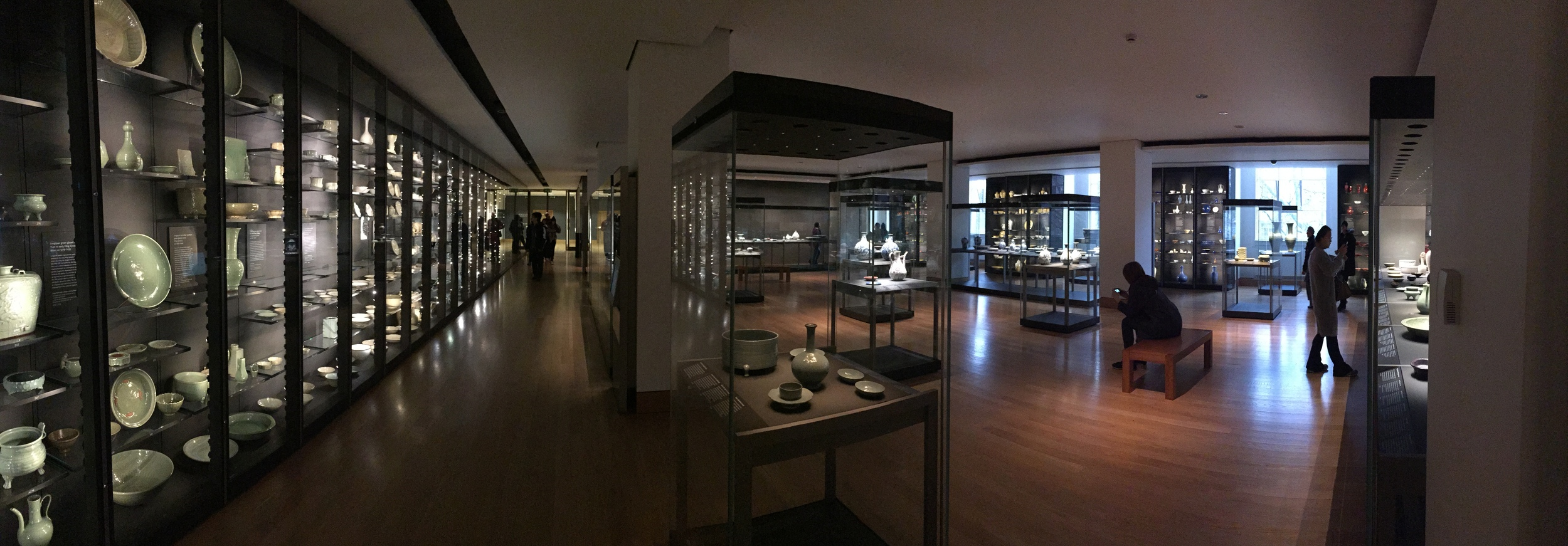 The Sir Percival David Collection  of Chinese Pottery and Porcelain at the British Museum