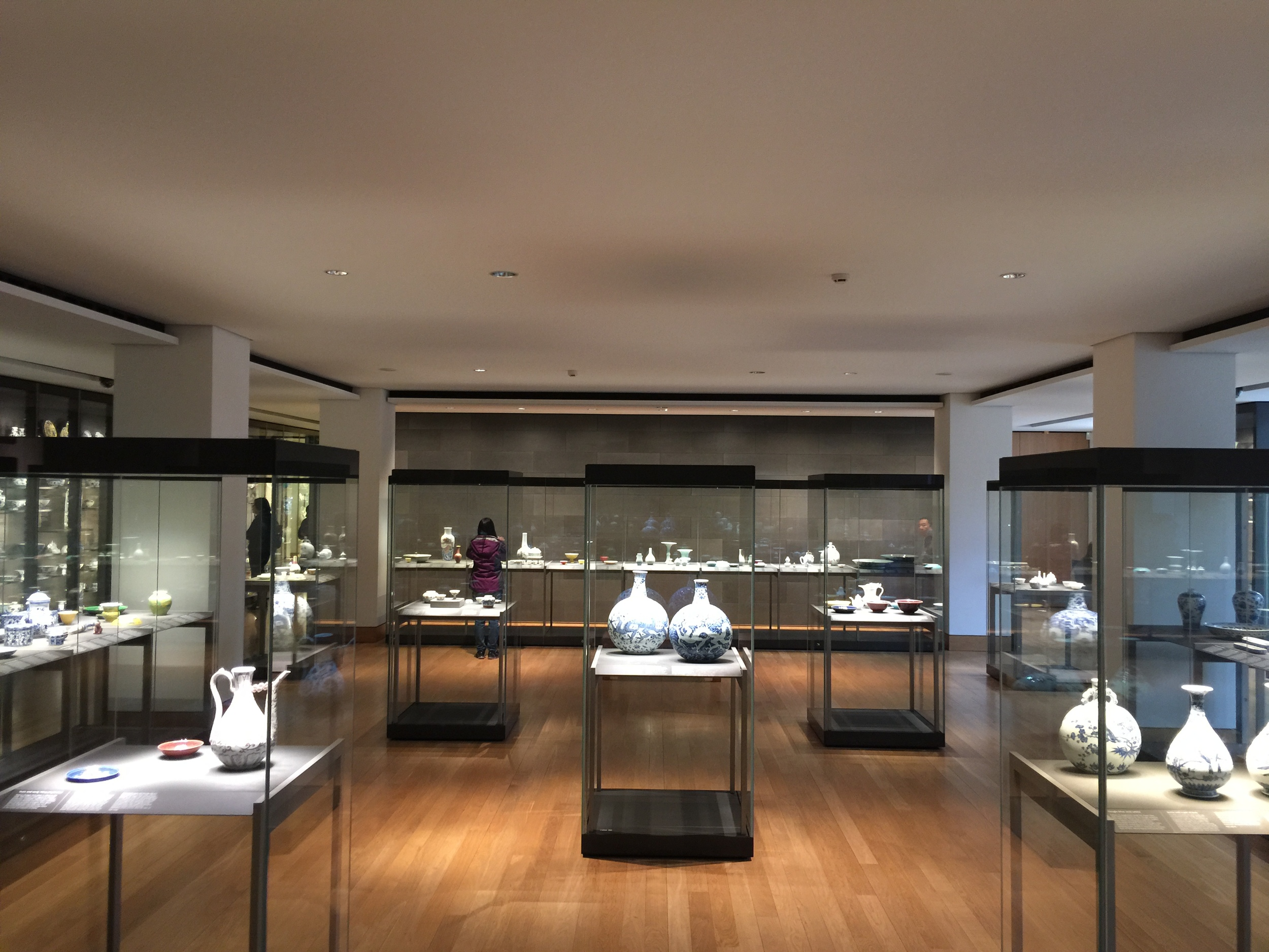 Sir Percival David Collection of Chinese Porcelain at the British Museum