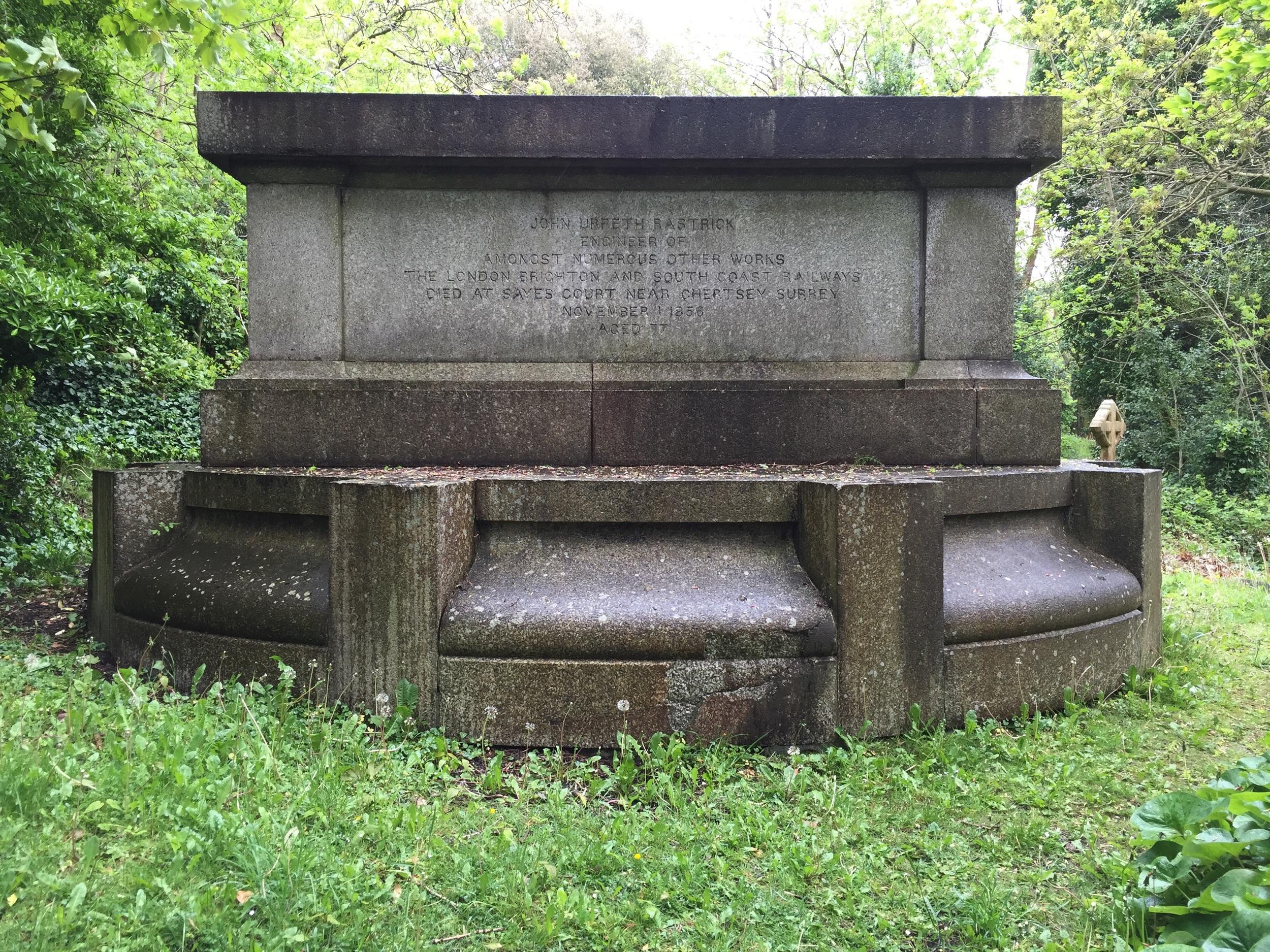 Tomb of John Urpeth Rastrick