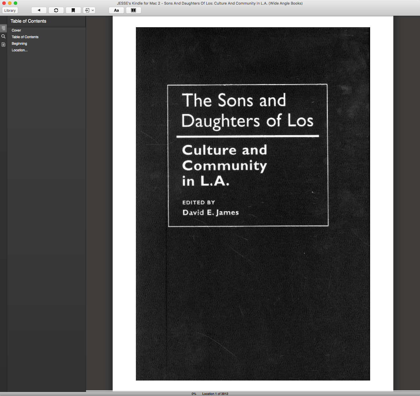 The Sons and Daughters of Los - Culture and Community in L.A. - Cover.png