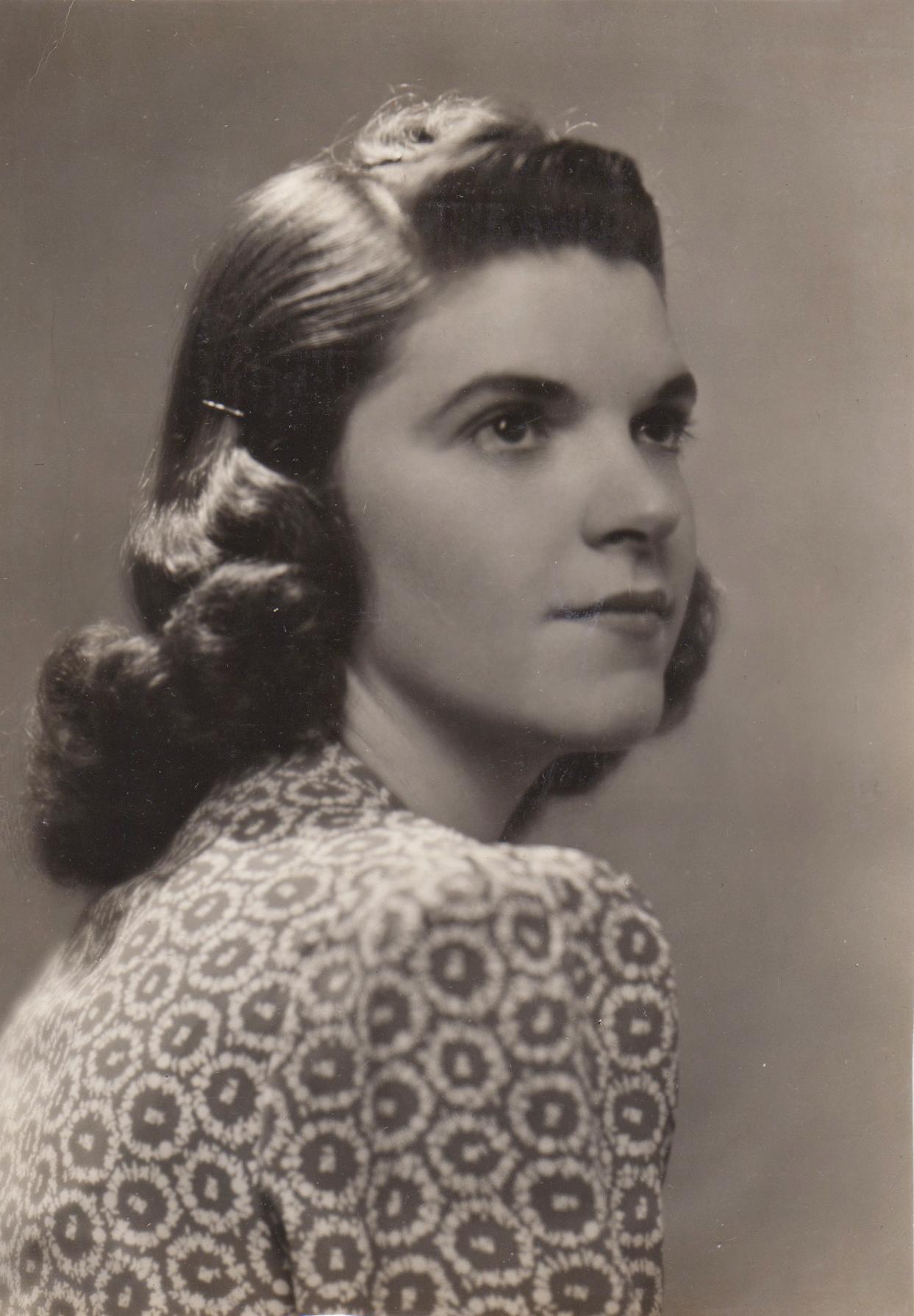 Jesse's paternal grandmother Audrey Bernice Graydon Waugh