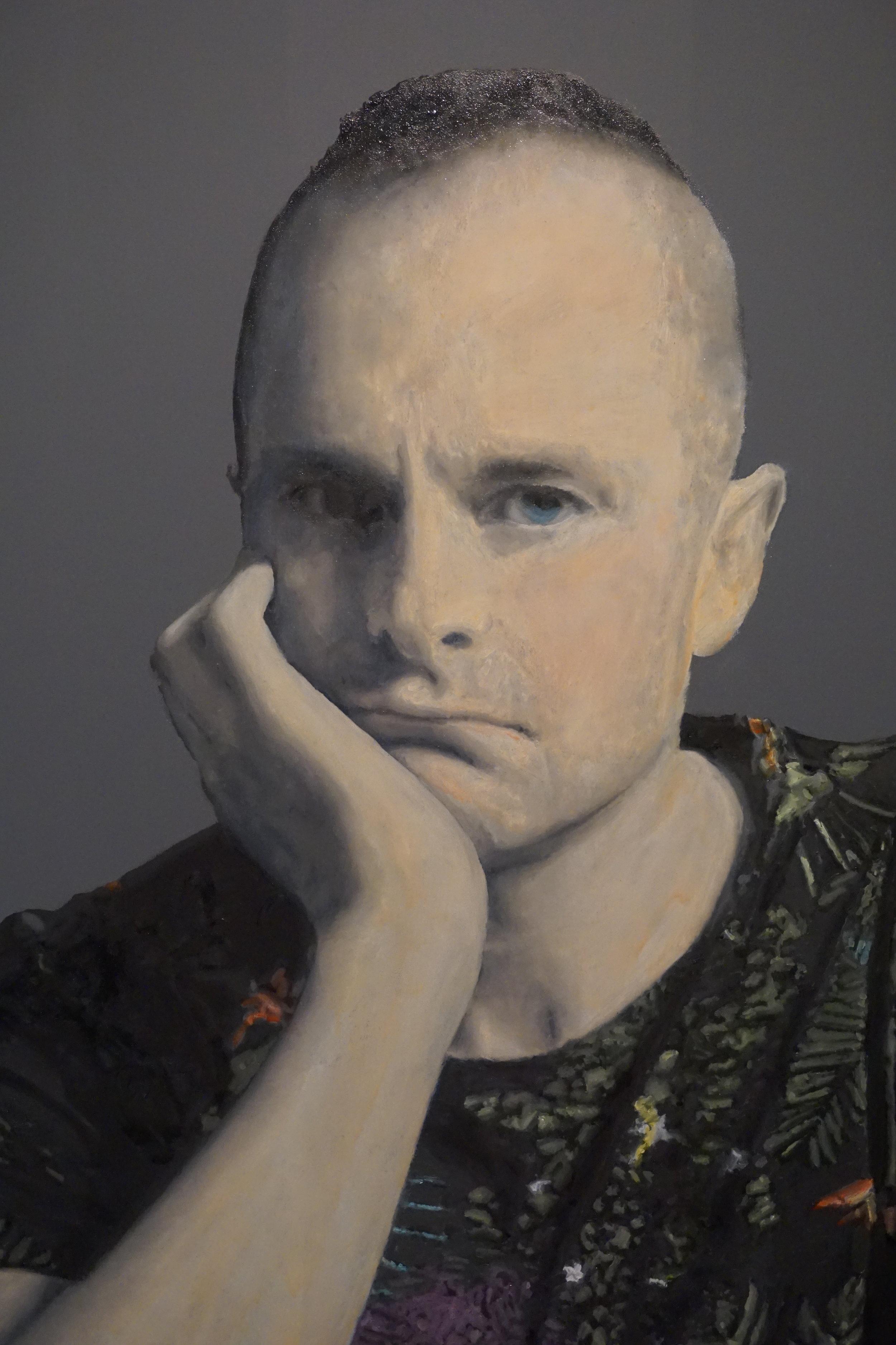 Jesse Waugh Self-portrait