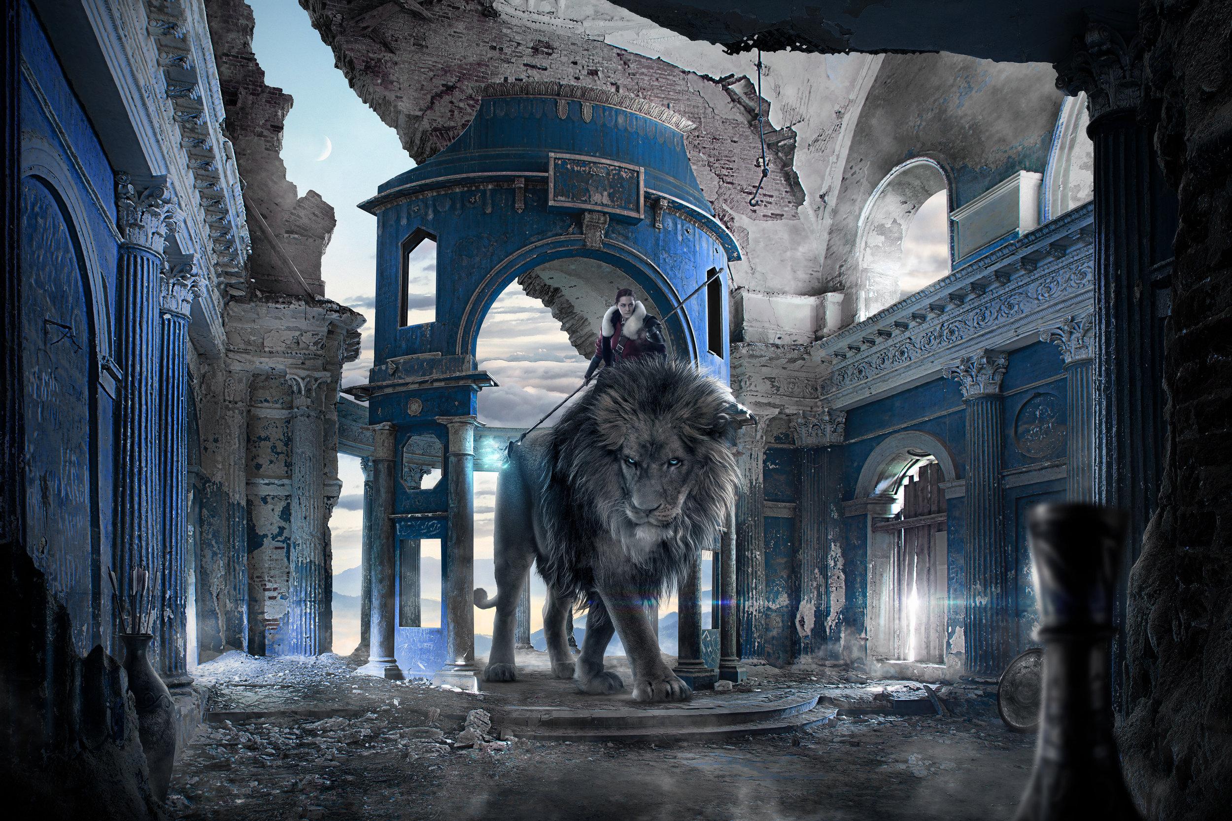 Aska & the Lion
