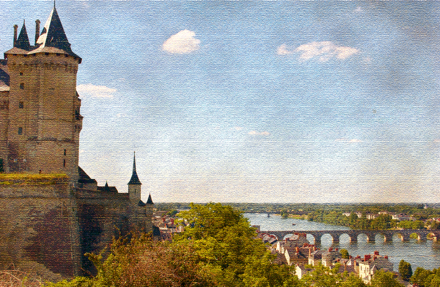 View of the Loire River