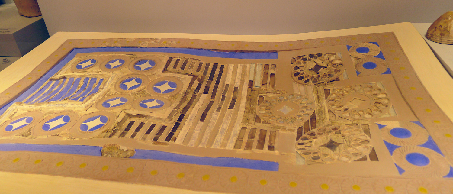 Game board found at Knossos