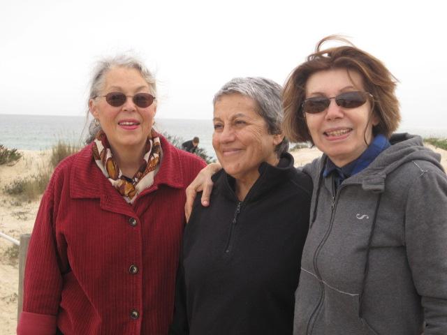 Me with Iza and Celeste