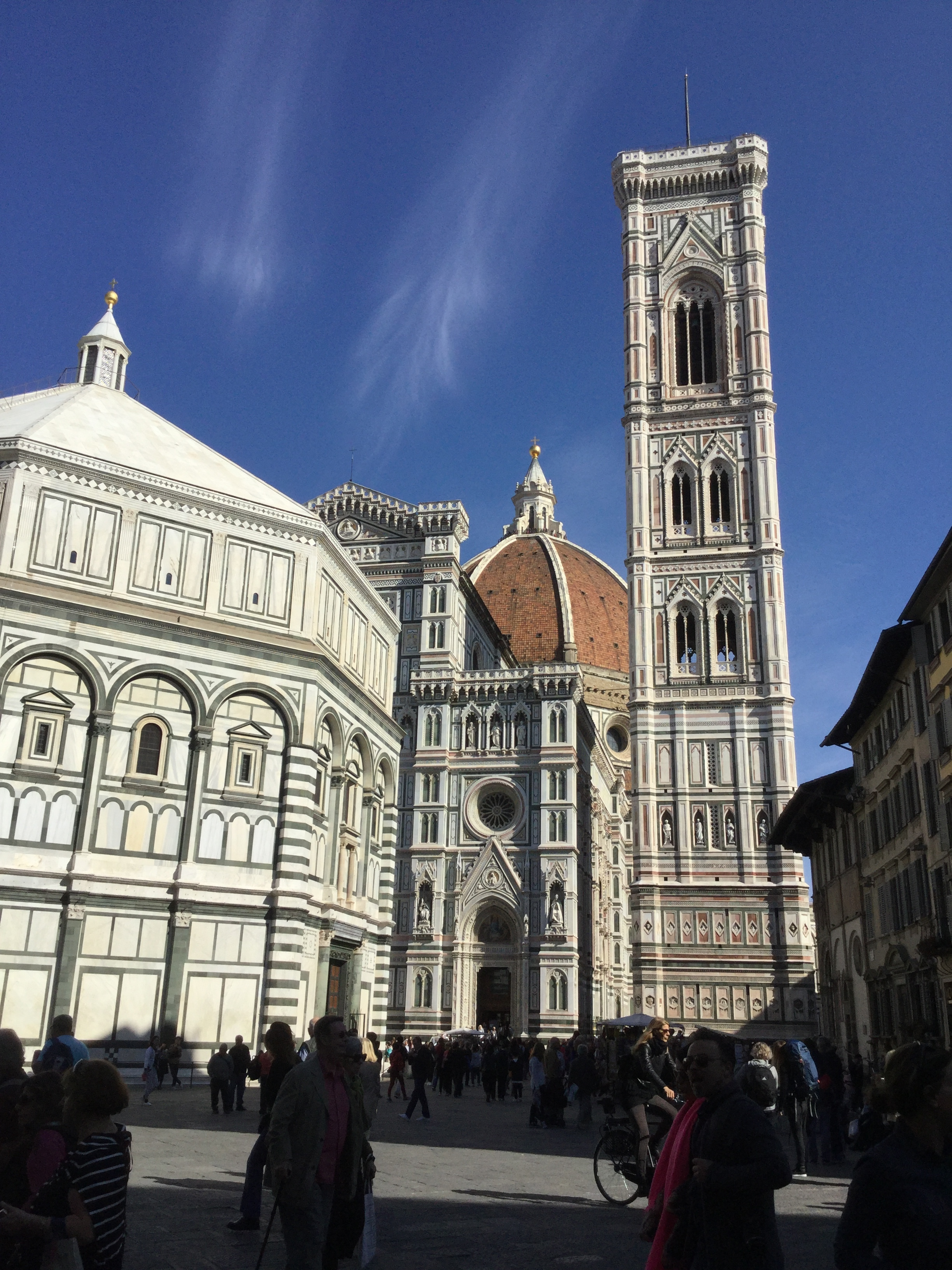 The Duomo on a beautiful day!