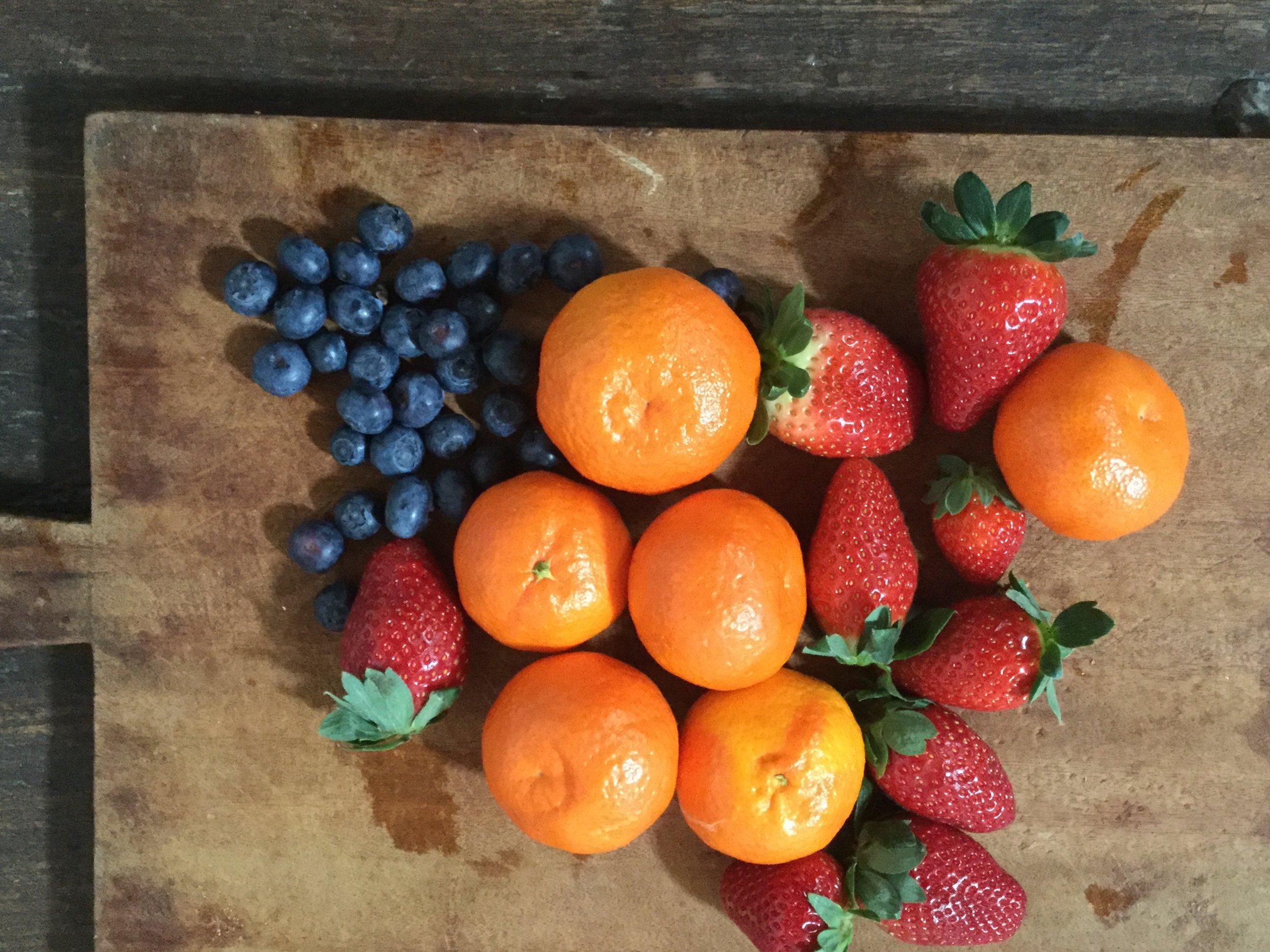 Breakfast produce