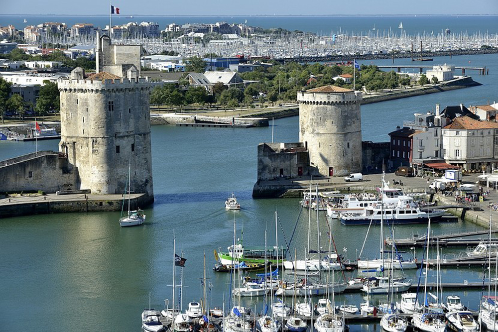 Overview of the Port of  La Rochelle