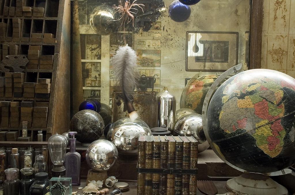 Gail's home studio in Santa Fe, New Mexico
