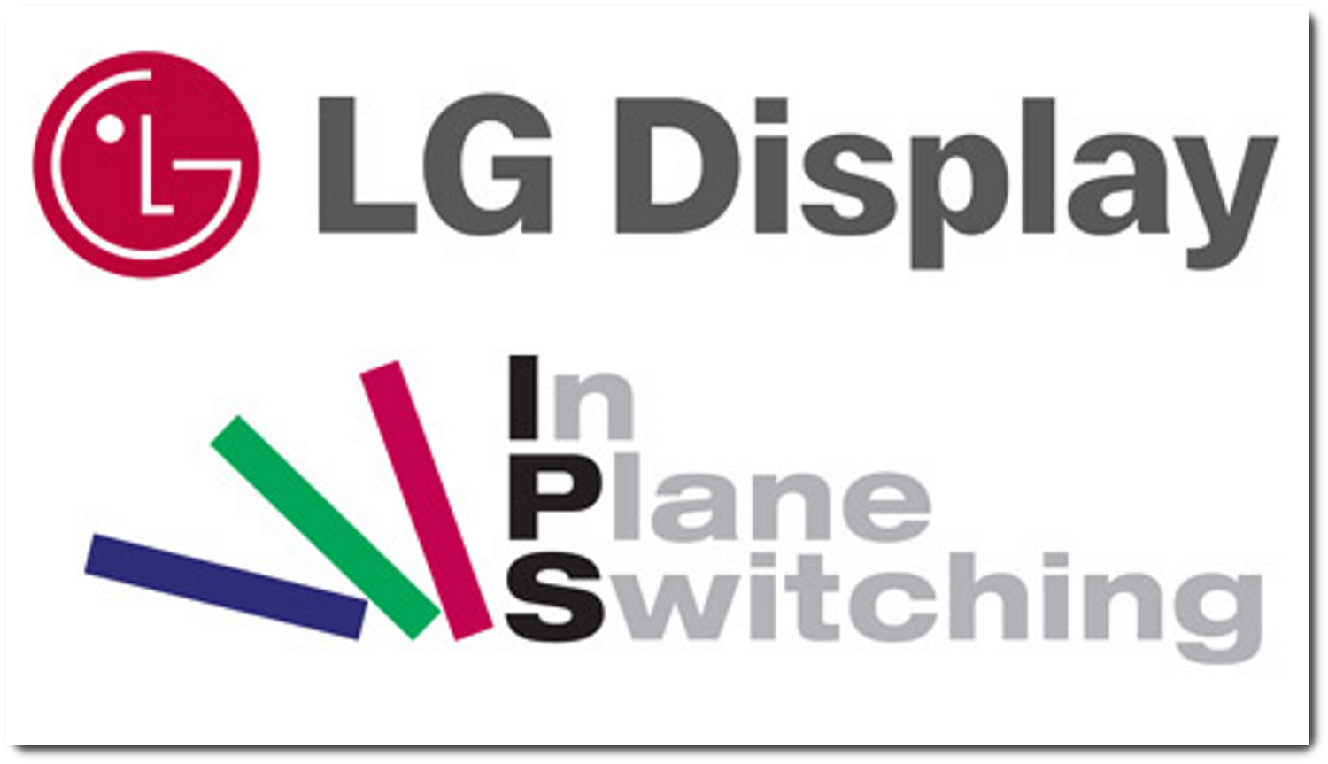 IPS   Was produced to combat limited viewing angles and low-quality colour reproduction.