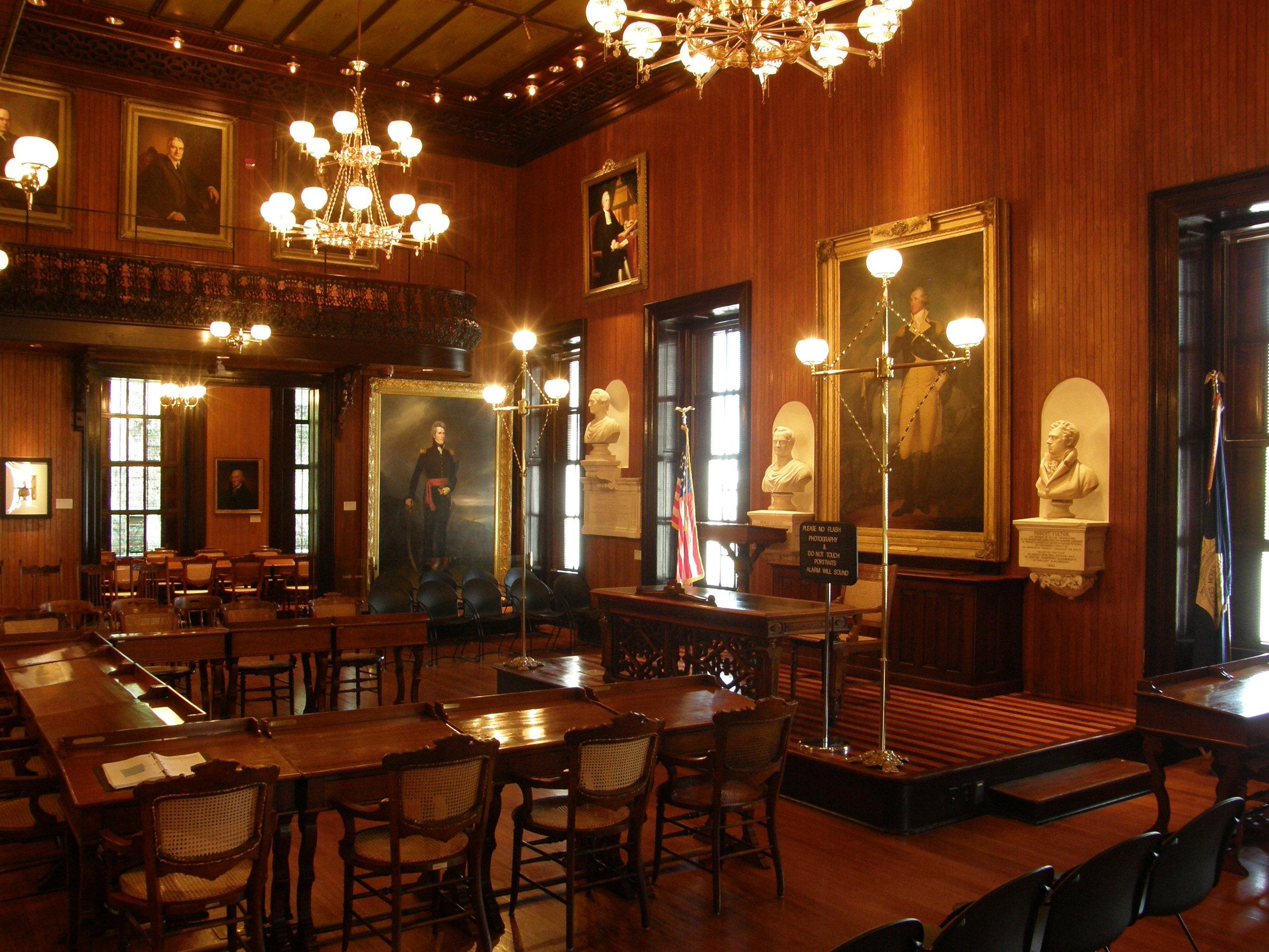 E&S City Hall Interior.JPG