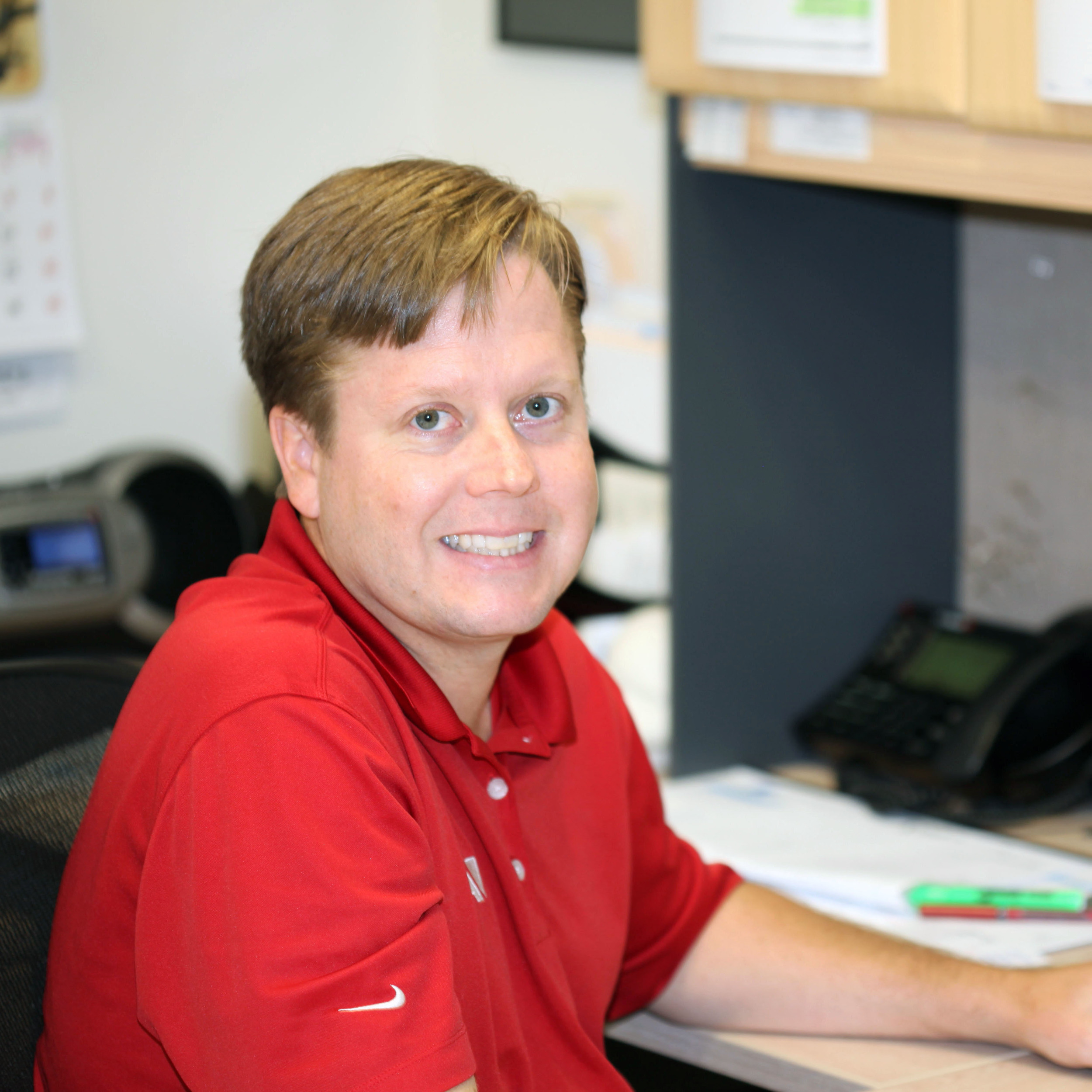 Fred Guthier, Project Manager