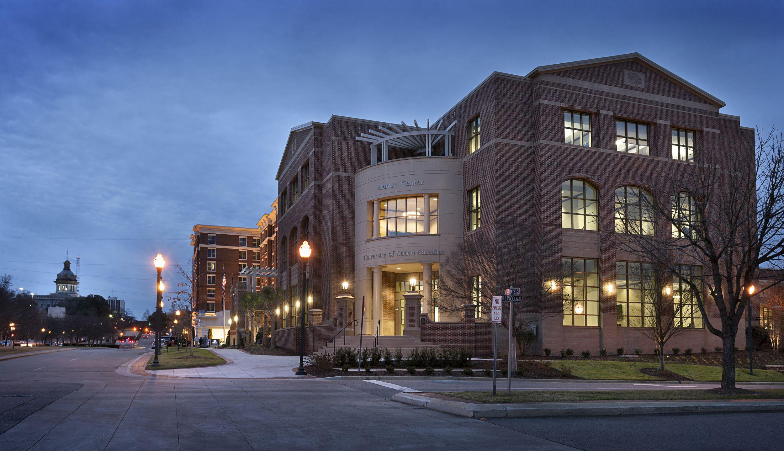 USC Alumni Facility