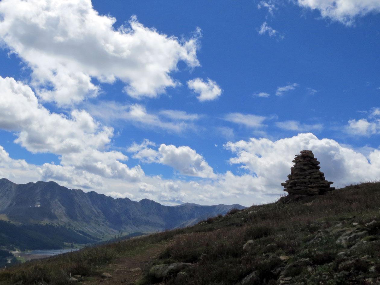 Day 2, near Kokomo Pass (12,023 ft)