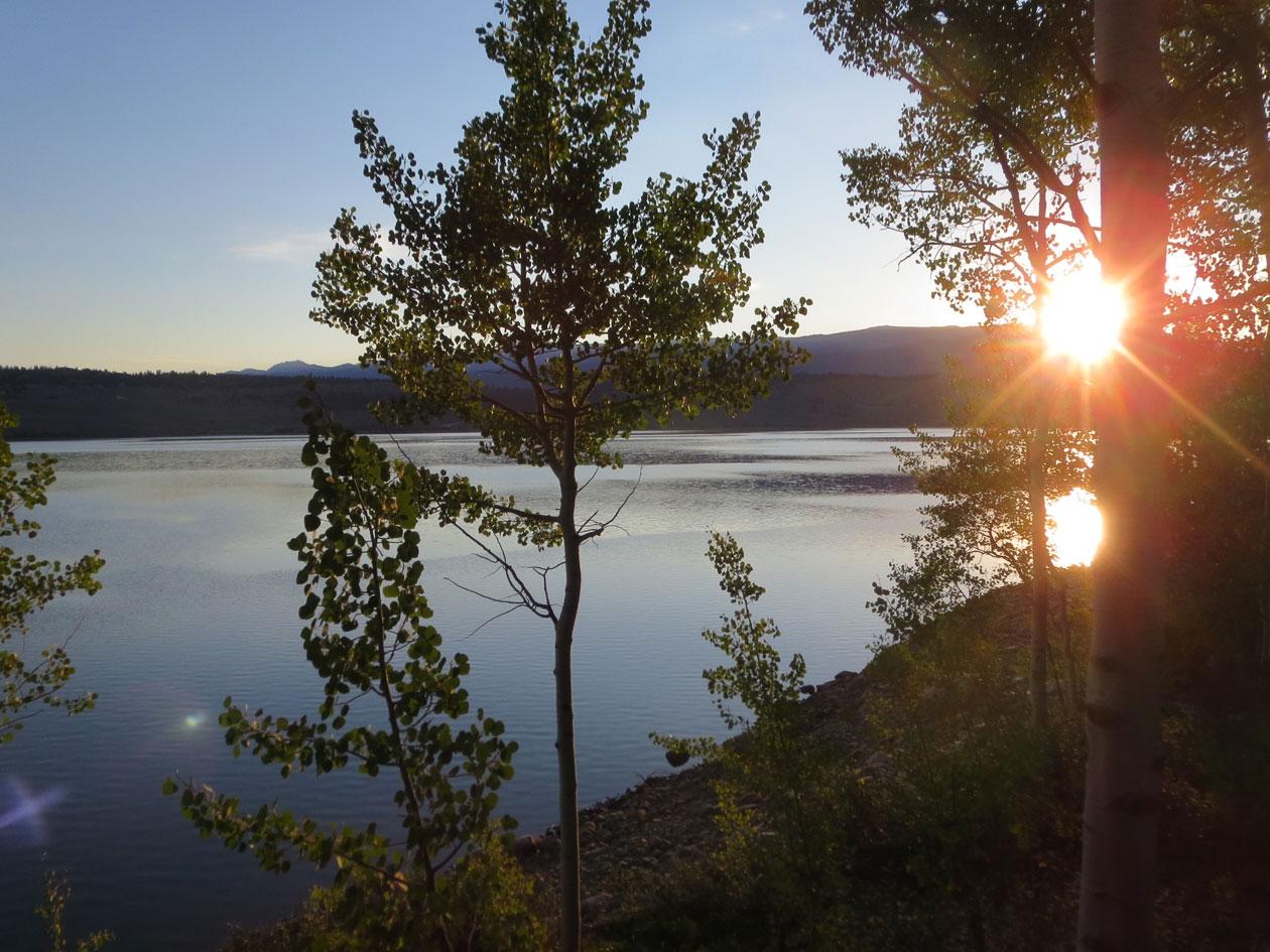 Good morning Twin Lakes!