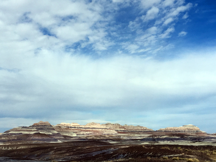 Eastern Expansion Lands of Petrified Forest National Park