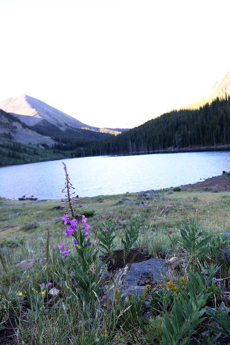 Morning views, Mirror Lake.