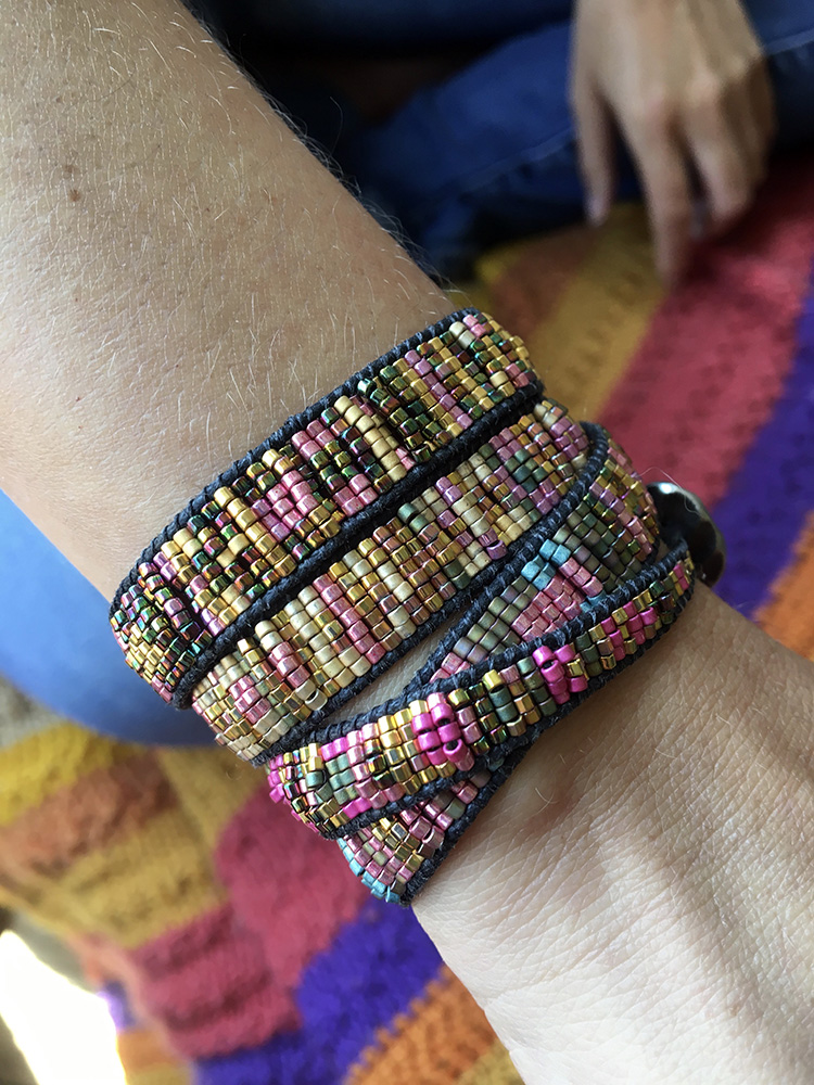 Claudia Chase, Elena's original bracelet.