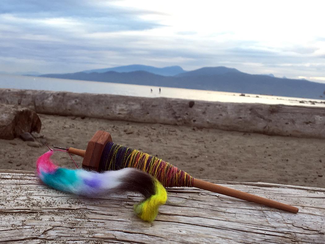 Beach near UBC