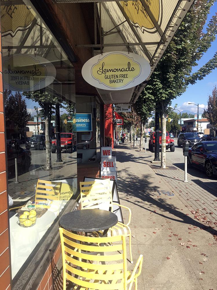 Lemonade GF bakery