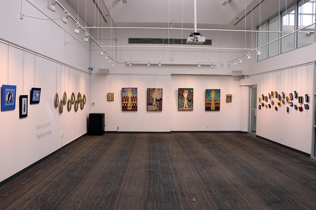 Barbara Heller, Divine Sparks show