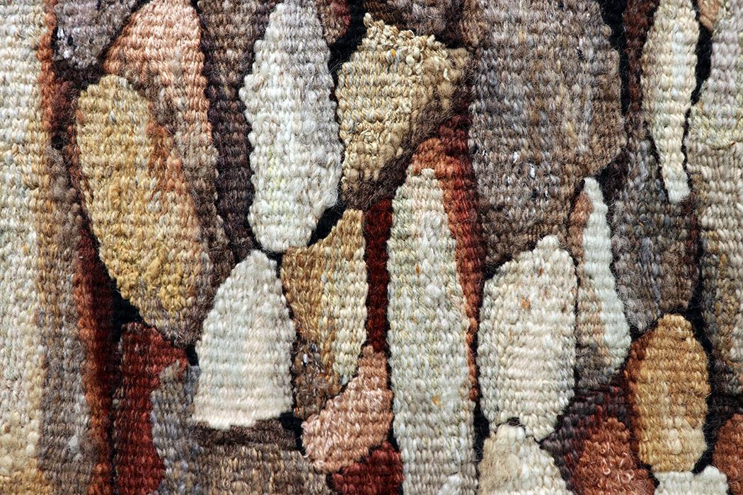 Barbara Heller, Stonefall (detail)