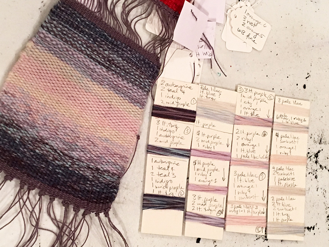 Yarn wraps!