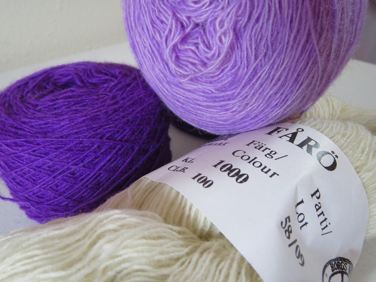 Faro yarn