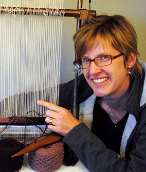 Teaching online on a Mirrix loom