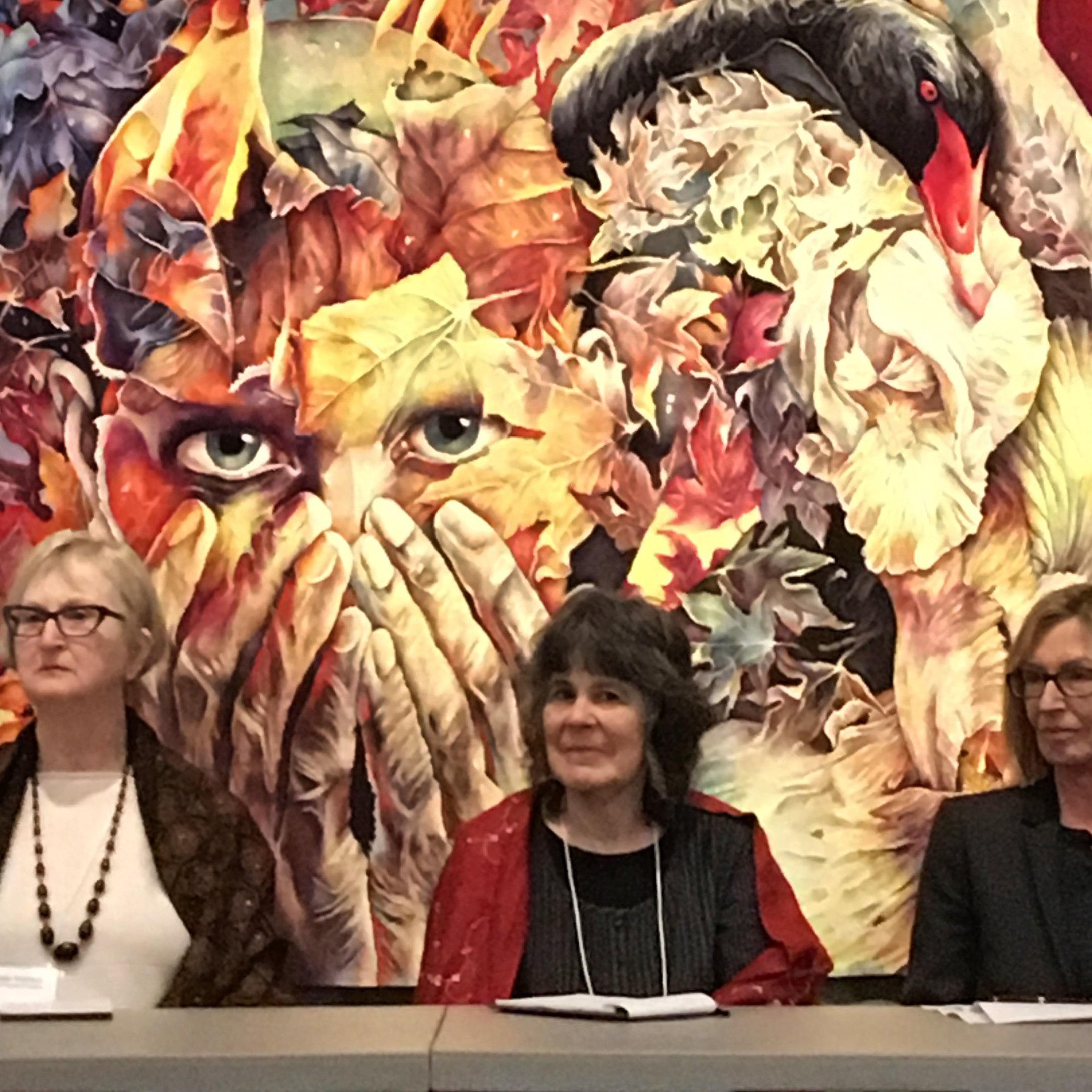 American Tapestry Biennial 11, San Jose