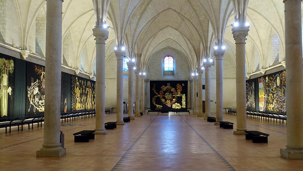 Jean Lurçat's  Le Chant du Monde  in Angers, France