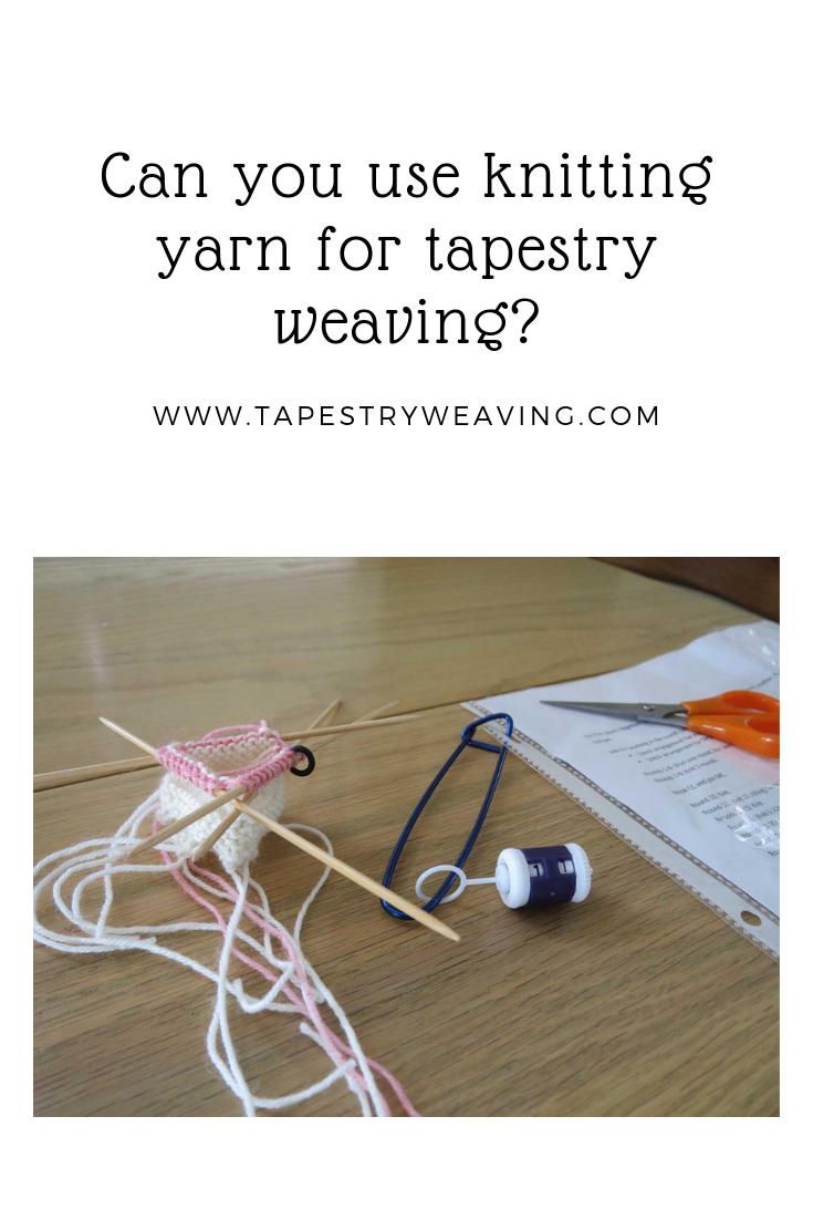 Can you use knitting yarn for tapestry weaving_.png