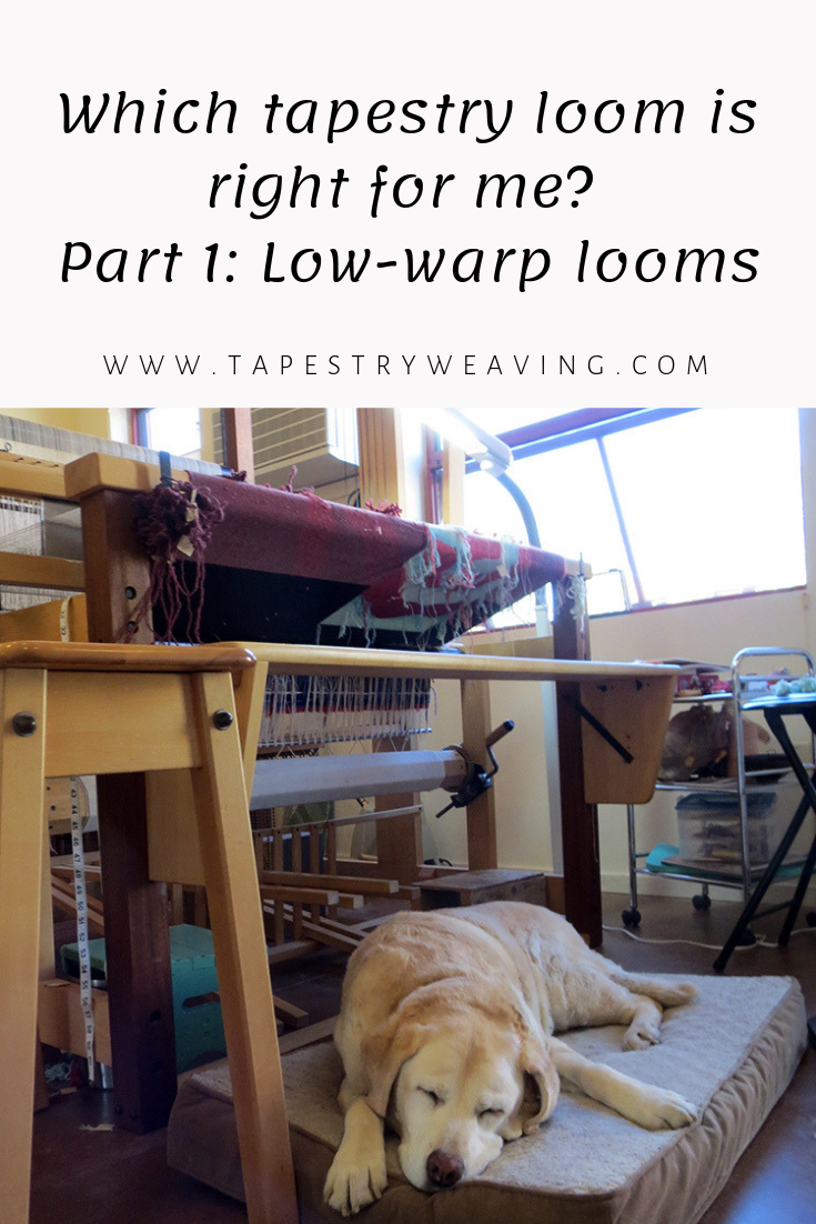Which tapestry loom  is right for me, low warp.png