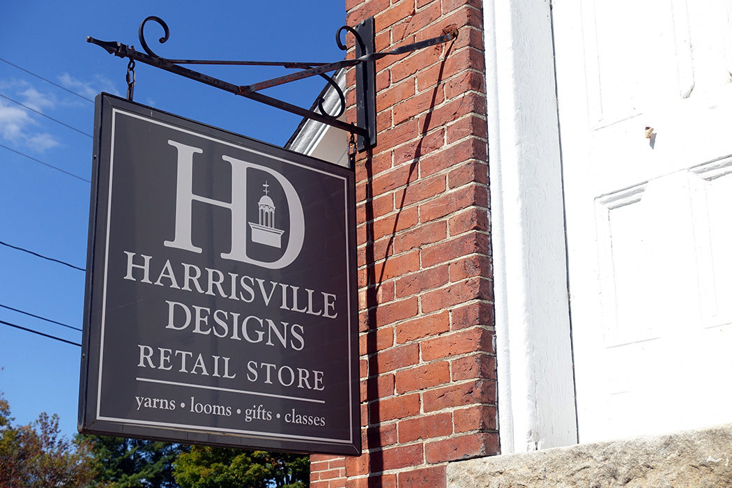 Harrisville Designs has a really nice shop if you're ever in the area