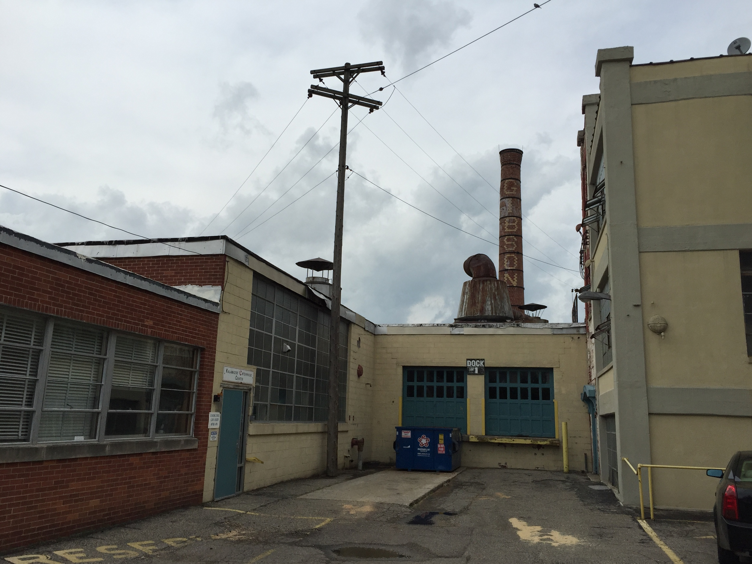 The Old Gibson Factory