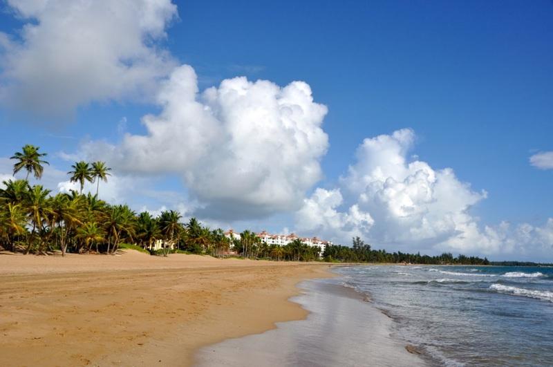 The famous beach!