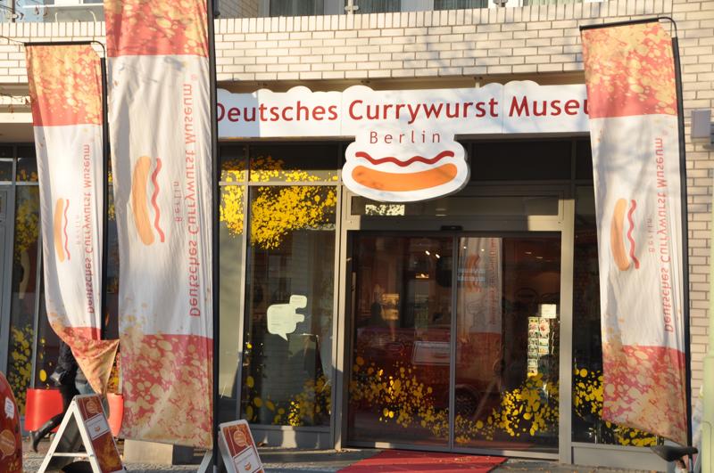 Currywurst Museum, Berlin