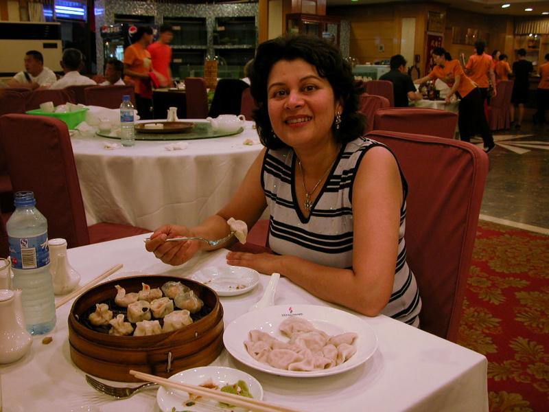 The dumpling banquet
