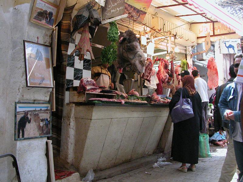 Chicken Kababs In Fez