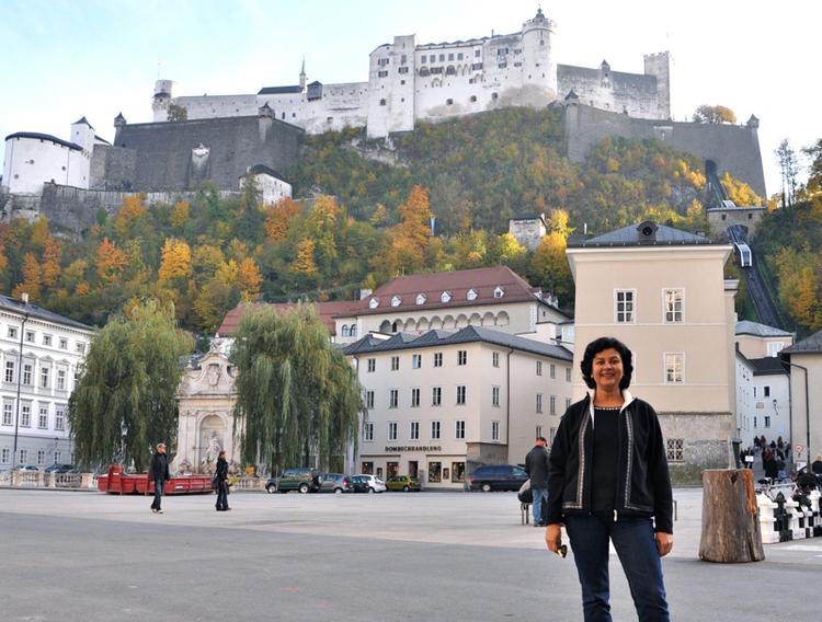 Cakes In Salzburg