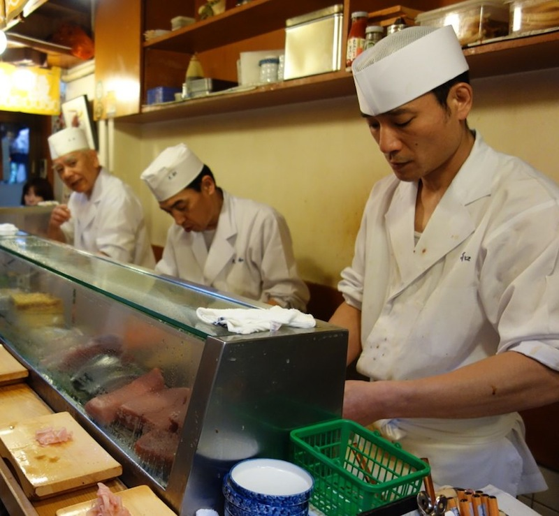 Tokyo, Tsukiji  Fish MArket - 21.jpg